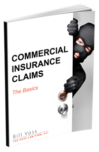 The Basics of Commercial Insurance Claims