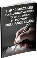 There Is Finally a Book to Help You Avoid Costly Mistakes When Filing an Insurance Claim