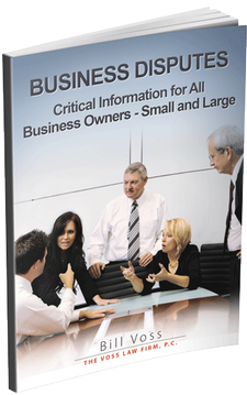 Business Disputes - Critical Information for All Business Owners - Small and Large