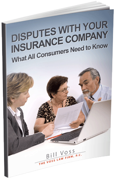 Disputes with Your Insurance Company - What All Consumers Need to Know