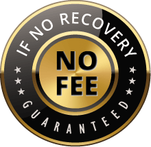 If No Recovery No Fee Guarenteed